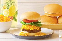 Wonder Mac & Cheese Burger