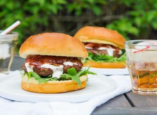 D'Italiano hamburger buns